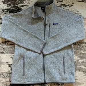 Patagonia Better Sweater full-zip jacket